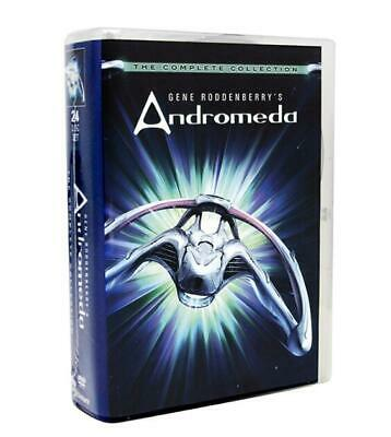 Gene Roddenberry's Andromeda: Complete Series [New DVD] Boxed Set New Sealed