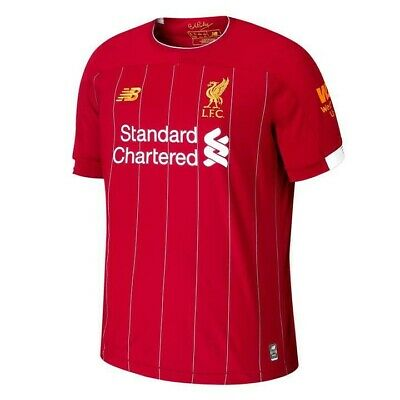 Bnwt Liverpool Home Football Shirt 2019/2020 - Ucl Available