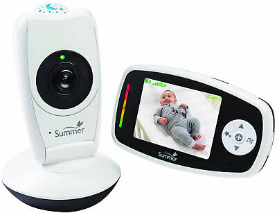 Summer Infant Baby Glow Video Monitor Baby Safety New