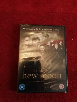 The Twilight Saga - New Moon (DVD, 2010)New and sealed
