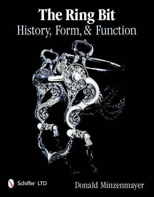 Vintage Horse Ring Bit Collector ID Guide - Ornate Antique, Silver Western Style