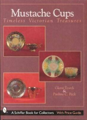 Mustache Cup Victorian Treasures BOOK