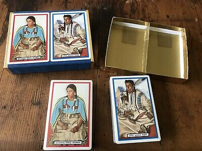 Great Northern Railway Dual Deck Playing Cards Set Unopened