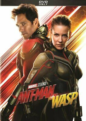 Ant-Man and The Wasp (DVD, October 2018) Free Shipping