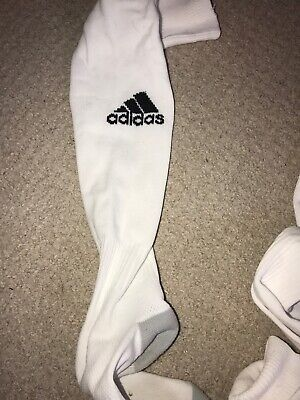 Adidas Milano Mens/Women Football Socks Kids Boys Girls Sports Size 3