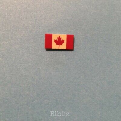 Souvenir Lapel PIN Badge: CANADA NATIONAL FLAG - white & red w/ red maple leaf