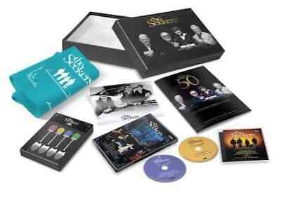 THE SEEKERS Farewell Limited Edition Deluxe CD/DVD BOX SET BRAND NEW