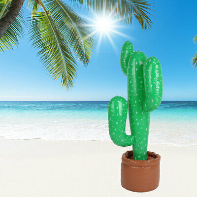 inflatable cactus fiesta party decor southwest mexican western desert old/_CH