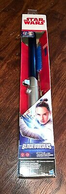 Rey Bladebuilder Star Wars The Force Awakens/The Last Jedi Electronic Lightsaber