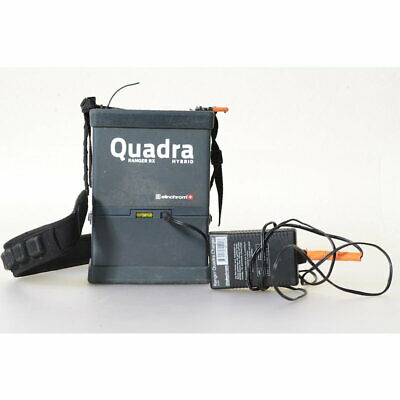 Elinchrom Generator Ranger Rx Quadra Blitzsystem with Battery Pack