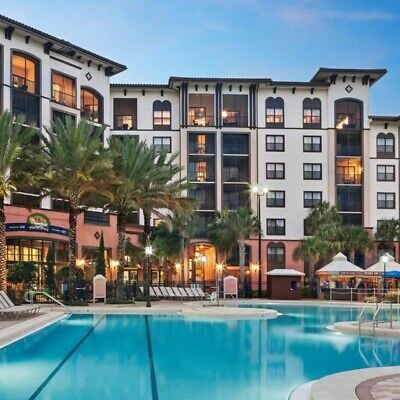 Sheraton Vistana Resort Biennial Timeshare Even Year 2 Br Orlando Florida