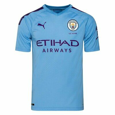 Manchester City Home Shirt 2019/20