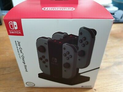 Officially Licensed HORI Joy-Con Charge Stand for Nintendo Switch *NEW / UNUSED*
