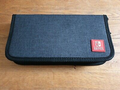 Official Nintendo Switch Premium Travel Case for Console & Games *NEW / UNUSED*