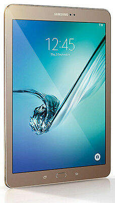 Samsung Galaxy Tab S2 SM-T813 32GB, Wi-Fi, 9.7in - Gold Refurbished grade A-