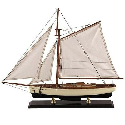 Authentic Models Schiffsmodell Classic Yacht 1930s (Klein)