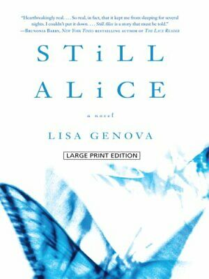 Still Alice By Lisa Genova (eBooks, 2009)