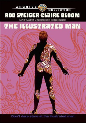 ILLUSTRATED MAN / (FULL MONO)-Illustrated Man, The (dvd9) DVD NEW