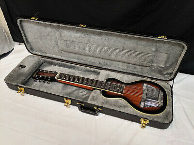 GOLD TONE LS-8 8-string electric lap steel guitar new B-stock w/ Case
