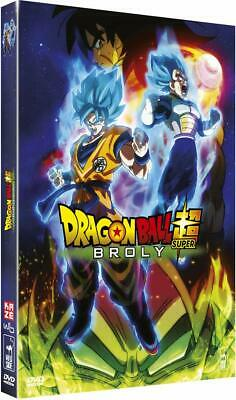 DRAGON BALL SUPER Broly DVD Dessin Animé DBZ sangoku vegeta manga NEUF