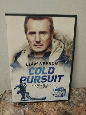Cold Pursuit (Dvd, 2019) Like New