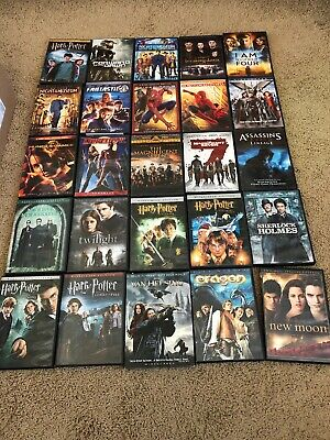 DVD's, BLU-RAY, DVD/Blu-Ray Combo-YOU CHOOSE- UPDATED 10/17