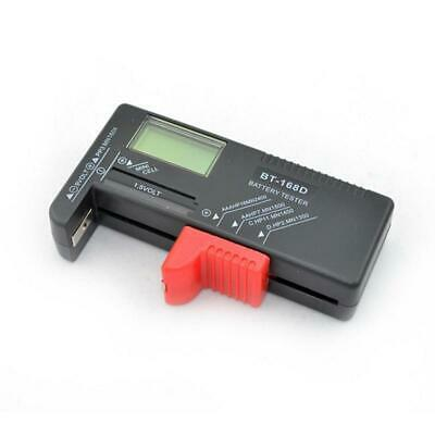 HighQ Battery Tester Volt Cell Button LCD Digital for AA//AAA//C//D//1.5V//9V AM