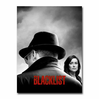 The Blacklist Season 6 Complete series sixth DVD 5discs Box set New & Sealed