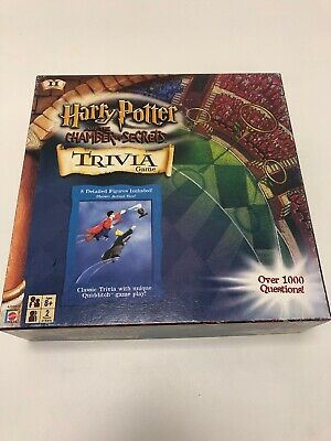 Harry Potter Chamber Of Secrets Trivia Game