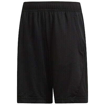 adidas Equipment Trainingsshorts Kinder Jungen Sport Fitness Hose Shorts schwarz