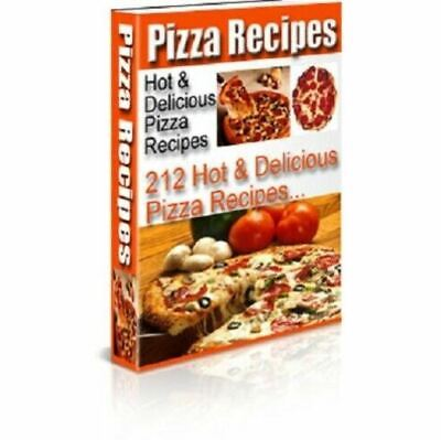 Pizza Recipes Hot & Delicious eBook PDF with Full Master Resell Rights