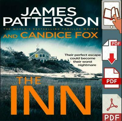 The Inn by James Patterson & Candice Fox (E-B0oK)🎁+ GIFT😍🎁