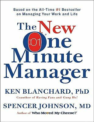 The new one minute manager by Ken Blanchard(E-B0oK)🎁+ GIFT😍🎁