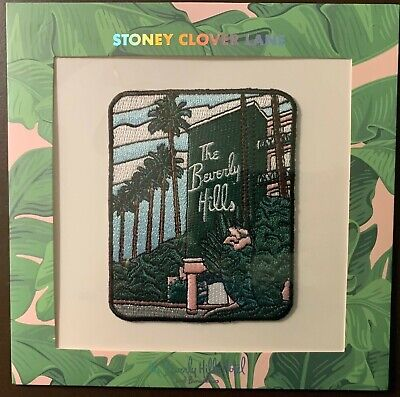 Beverly Hills Hotel - Beverly Hills, Ca. official Patch