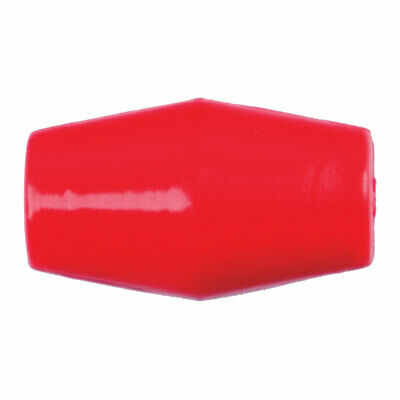 Trimits | Loop Back Toggle | 18mm | Red | Pack of 50 | G4237-8
