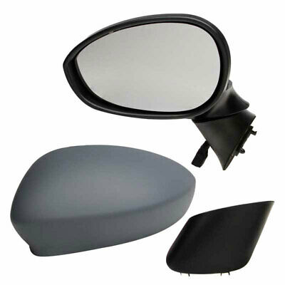Fiat Grande Punto 199 2006-On - Replacement Passenger Side NS Door Wing Mirror