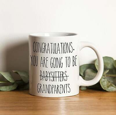 Pregnancy Announcement Gifts Gifts for Grandparents New Grandparents