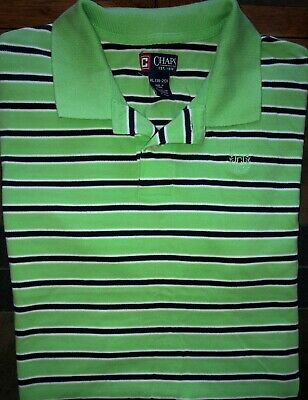 Boys Chaps Ralph Lauren Short Sleeve Polo Shirt - Size XL 18-20