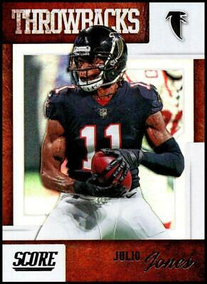 2019 Score Throwbacks NFL Football Card Singles You Pick Buy 4 Get 2 FREE