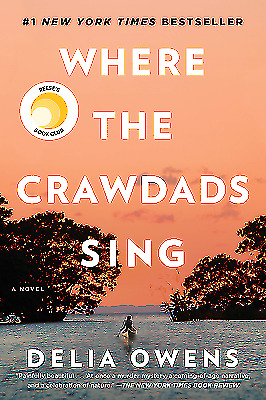 Where the Crawdads Sing  By Delia Owens [PDF BOOK]