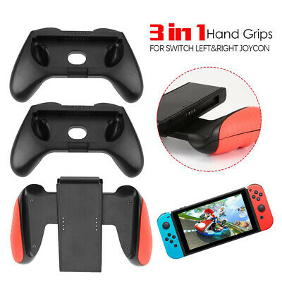 Plastic Comfort Grip Holder Cover for Nintendo Switch Joy-Con Gamepad Controller