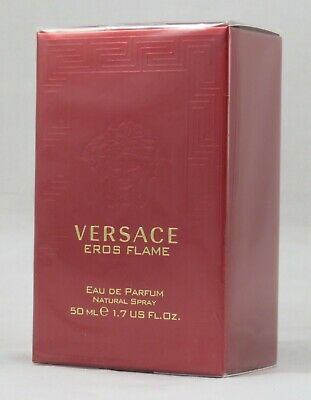 Versace Eros Flame Men 50 ml Eau de Parfum Spray
