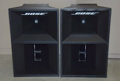 Pair of Professional Bose Panaray LT9702-II Mid/High Frequency Speakers NICE!