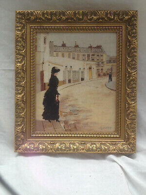 reproduction tableau signer j.mary