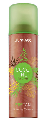 Sunmaxx Coconut Brown Pre Tan 150 ml