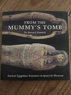 From The Mummy's Tomb Ancient Egyptian Treasures In Ipswich Museum