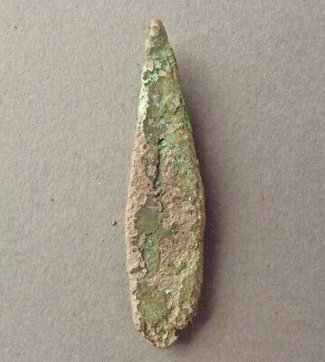 OLD COPPER CULTURE Arrow POINT Vilas Wisconsin Gogebic Michigan Mussatti Coll 21