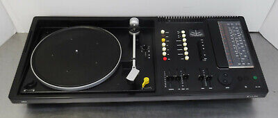 Designklassiker Dieter Rams - Braun Audio 308S Turntable + Receiver ~ 1973