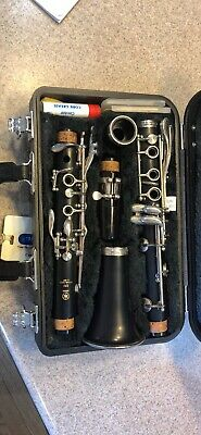 Barely Used Intermediate Concert Band Clarinet