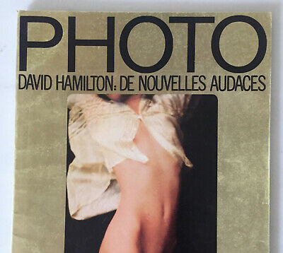 Rare !! Iconic 1974 Photo David Hamilton Nouvelles Audaces Newton Rampling N°81